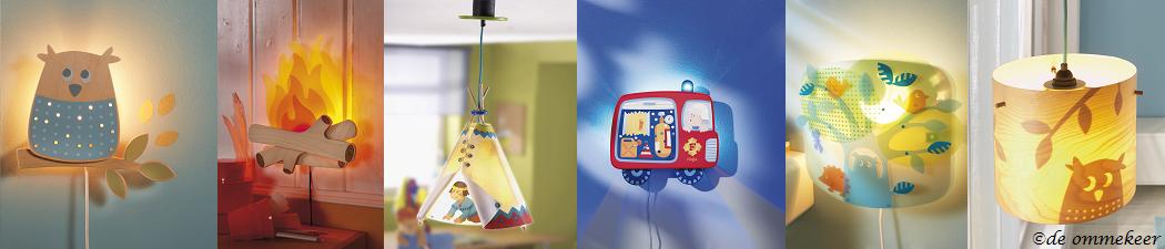 Kindermeubelen - Verlichting - Ommekeer Speelgoed